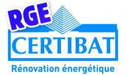 Esprit Constructif certifié RGE Certibat rénovation énergétique